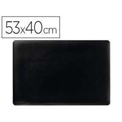 Vade sobremesa Durable negro 53x40 cm