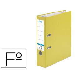 Archivador palanca Elba Top folio amarillo