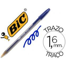 Bolígrafo Bic Cristal Large Azul