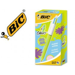 Bic 4 Colours Fashion