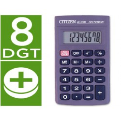 Calculadora Citizen bolsillo LC-310 II 8 dígitos