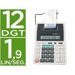Calculadora Citizen impressora cx-32