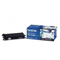 Cartucho impresora Brother TN130BK
