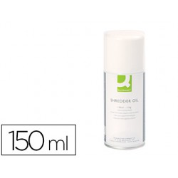 Oli lubricant en esprai per destructora de documents 150 ml.