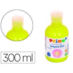 Tempera liquida Primo escolar 300 ml amarillo fluorescente