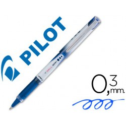 Roller tinta líquida Pilot V-Ballgrip 05 Blau