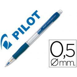 Portaminas Pilot supergrip 0,5mm Azul