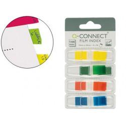 Banderetes separadores 4 colors