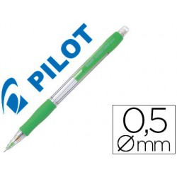 Portamines Pilot Supergrip 0,5mm verd clar