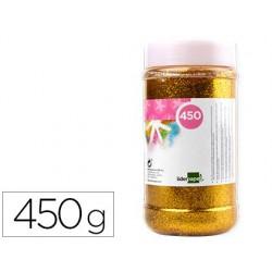 Purpurina Liderpapel fantasia color oro metalizado 450gr