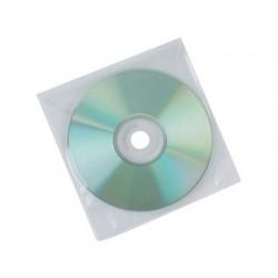 Sobre para CD con solapa 50u.