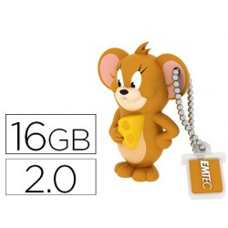 Memoria USB emtec flash 16 gb 2.0 jerry