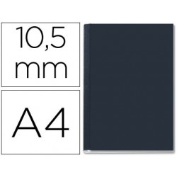 Tapas rígidas Impressbind 10,5mm. Negro