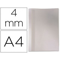 Tapes enc.tèrmica PVC i cartolina llom 4 mm 100u.