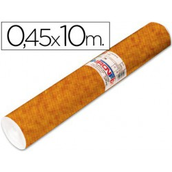 Rollo adhesivo Aironfix ante whisky 0,45x10mt
