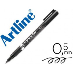 Retolador permanent CD Artline EK-883 negre