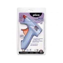 Pistola termofusible Plico 25w baja temperatura