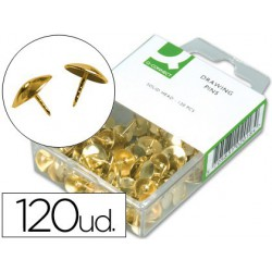 Xinxetes daurades 120u.