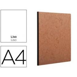 Libreta Clariefontaine Agebag A4 96 hojas Liso habana