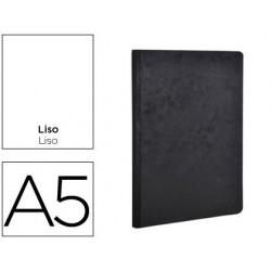 Libreta Clariefontaine Agebag A5 96 hojas Liso negro