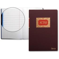 Libro actas Miquel rius folio 100 hojas