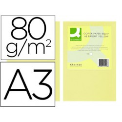Papel A3 80gr champagne 500 hojas