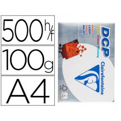 Papel Clariefontaine A4 100gr. 500 hojas