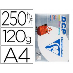 Papel Clariefontaine A4 120gr. 250 hojas