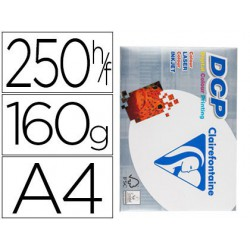 Papel Clariefontaine A4 160gr. 250 hojas
