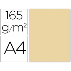 Paper A4 160gr.Crema 9u.