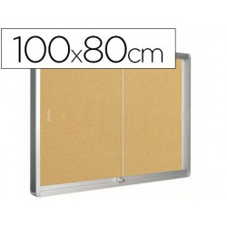 Vitrina interior corcho 800x1000mm