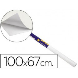 Pizarra blanca clipper de 100x67cm.