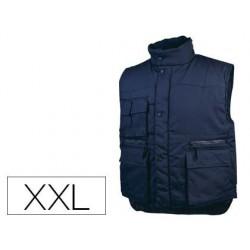 Chaleco Deltaplus talla XXL azul