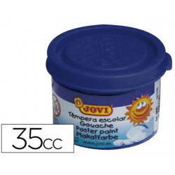 Tempera Jovi 35ml. azul ultramar