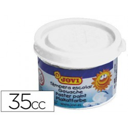 Tempera Jovi 35ml. blanco