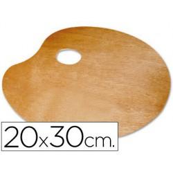 Paleta fusta Lider esquerrans