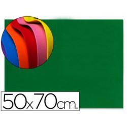 Goma Eva 50x70xm.verd fosc