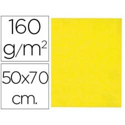 Fieltros 50x70cm. amarillo
