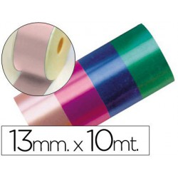 Cinta fantasia 10mtx13mm rosa