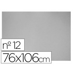 Cartró gris nº12 76x106cm.