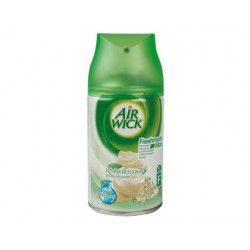 Recambio Ambientador Air wick white flower 250ml.