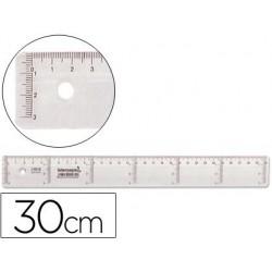 Regla 30cm.