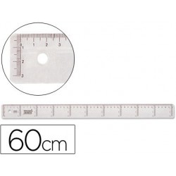 Regla 60cm.