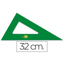 Cartabón Serie técnica 32cm.